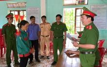 Người phụ nữ vô tình gây cháy rừng ở Hà Tĩnh bị khởi tố