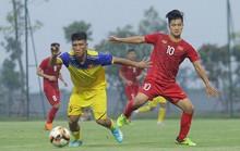 U22 Việt Nam đánh bại đàn em U18 Việt Nam, Martin Lo ghi điểm với HLV Park Hang-seo