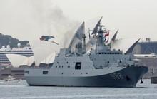 Trung Quốc tăng cường thách thức Úc tại Thái Bình Dương