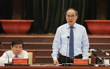 Hội nghị Thành ủy TP HCM thông qua nhiều nội dung quan trọng