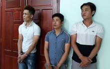 Băng nhóm thực hiện loạt vụ trộm xe máy ở Gò Vấp sa lưới