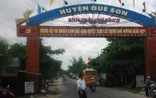 Phó bí thư huyện Quế Sơn bị tai nạn tử vong