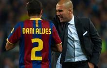 Pep Guardiola chèo kéo trò cũ Dani Alves đến Man City