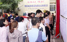 HÀ NỘI: Hỗ trợ người lao động tìm việc làm