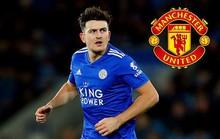 Phá két 80 triệu bảng, Quỷ đỏ sở hữu trung vệ Harry Maguire
