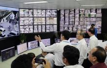 TP HCM: Khoảng 7 km lại có 1 camera giám sát