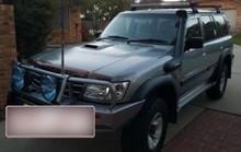 Bốn đứa trẻ trộm xe hơi, lái suốt 900 km trong 10 giờ