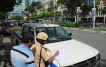 Ngày đầu tổng kiểm soát ô tô, xe máy: Xử lý nhiều trường hợp vi phạm