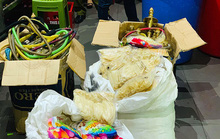 Đột kích hơn 20 quán bar ở Hà Nội, thu giữ 10.000 quả bóng cười