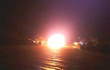 Nhiều tàu cá bất ngờ bị cháy trơ khung khi chuẩn bị ra khơi