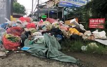 Dân bức xúc vì bãi rác nằm án ngữ cửa ngõ vào TP Bạc Liêu