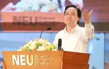 Bộ trưởng Phùng Xuân Nhạ chỉ đạo rút kinh nghiệm vì sao môn tiếng Anh, lịch sử điểm thấp