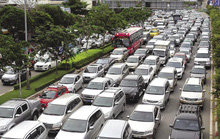 Thu phí giao thông, có giảm được kẹt xe khu trung tâm TP HCM?