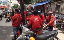 Go-Viet nói gì về việc tài xế phản ứng chính sách của hãng?