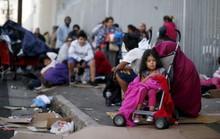 Ông Trump đổ lỗi cho phe Dân chủ về tình trạng vô gia cư