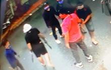 Giang hồ manh động nổ súng, đuổi chém người gây náo loạn thị xã Cai Lậy