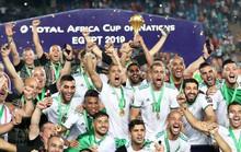 Bàn thắng vàng đưa Algeria đến ngai vàng CAN 2019