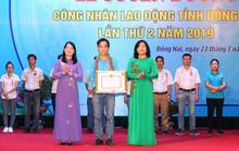 ĐỒNG NAI: Khen thưởng 320 công nhân tiêu biểu