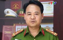 Bộ Công an bổ nhiệm Trưởng Công an TP Thanh Hóa mới