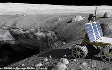 Mặt trăng của trái đất là kho bạch kim khổng lồ?