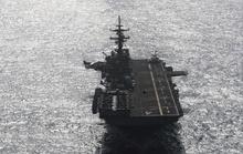 """Mỹ """"bắn hạ UAV thứ hai của Iran nhưng không thấy xác máy bay rơi"""