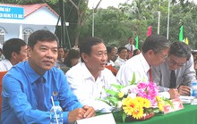 AN GIANG: CNVC-LĐ góp sức nâng cấp căn cứ địa cách mạng Ô Tà Sóc