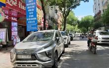 Lộ sự thật thất thu phí ôtô đậu dưới lòng đường