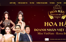 Dừng Gala gặp gỡ hoa hậu và nữ doanh nhân Việt - Hàn