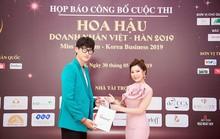 Hoa hậu Doanh nhân Việt - Hàn 2019 thi chui không phép?