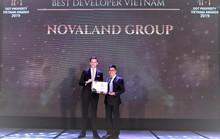 Novaland Group đạt giải Best Developer Vietnam tại Dot Property Awards 2019