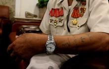 Bí mật hình xăm trên cánh tay người cựu tù binh Côn Đảo