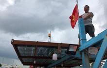 10.000 lá cờ Tổ quốc đến với ngư dân Kiên Giang