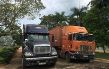 Hàng trong container xuất đi Campuchia biến mất, doanh nghiệp bị khởi tố