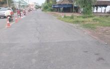 Quốc lộ 91 lại bị hà bá đe dọa nuốt chửng