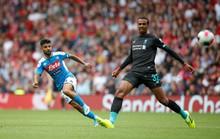 Napoli đại phá Liverpool, nhà vô địch Champions League thua tan tác