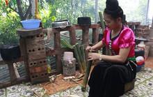Vịt nướng ống lam - món ăn đặc sắc của người Thái Sơn La