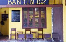 Quán trà đưa khách quay về quá khứ ở Hà Nội