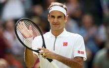 Federer khiến Fan thót tim trong ngày xuất quân Wimbledon 2019