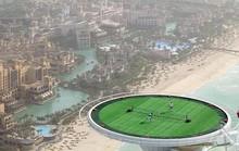 Cận cảnh sân bay trực thăng đã đưa tên tuổi Dubai vươn ra thế giới