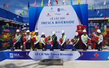 Tổ chức lễ Cất nóc dự án Fresca Riverside