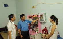 HẢI PHÒNG: Tặng 324 tủ thuốc cho công nhân nhà trọ