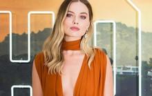 Bông hồng Margot Robbie đẹp thiêu đốt ánh nhìn