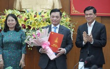 Trao quyết định quyền Chủ tịch tỉnh Bà Rịa-Vũng Tàu