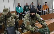 Các thủy thủ Ukraine bị Nga bắt giữ sắp được trả tự do