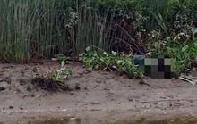 Bàng hoàng phát hiện thi thể bé trai nằm ở bờ sông