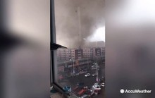 Lốc xoáy quét gần 200 người chết và bị thương