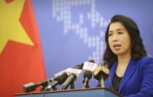 Việt Nam lên tiếng việc Trung Quốc thử tên lửa đạn đạo chống hạm trên Biển Đông