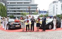 Tập đoàn Hoa Sen trao thưởng Mua ống nhựa Hoa Sen – Trúng ôtô Camry kỳ 1