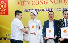 Nữ hoàng Văn hoá tâm linh làm Phó Ban Phát triển Thương hiệu và Chống hàng giả Việt Nam