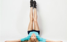 Những bài tập giảm mỡ bụng tại nhà cho chị em chẳng cần đến phòng gym